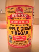Bragg's Organic Raw Unfiltered Apple Cider Vinegar