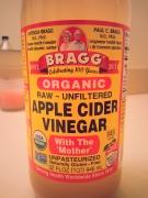 Bragg's Organic Raw Unfiltered Apple Cider Vinegar