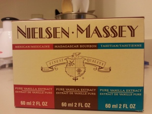 Nielsen Massey Vanilla from William Sonoma