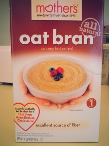 Mother's Oat Bran Hot Cereal