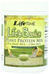 Lifetime Life's Basics Plant Protein